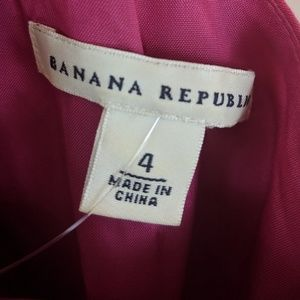 Banana Republic Dresses - ♥️Sale♥️ Banana Republic • One Shoulder Dress